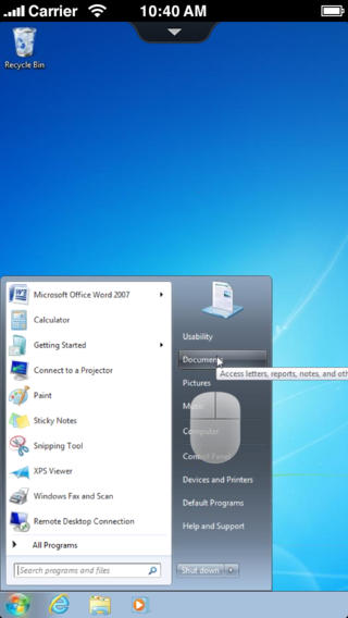 How to remote access a Computer