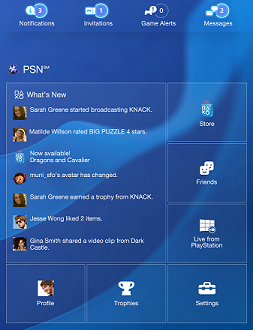 android apps for gamers - playstation