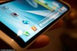 Samsung May Come Up With Curved Screen in Galaxy Note 4