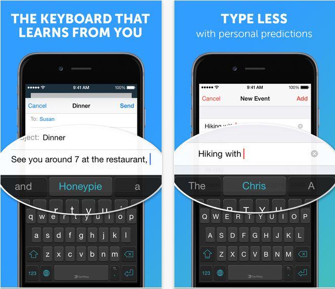 iOS KeyBoard App-Best iOS apps