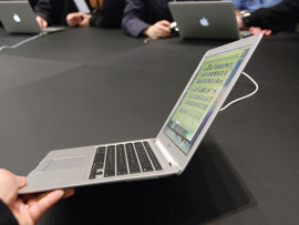 New MacBook Air with Retina Display and more Thinner Design to be launched soon