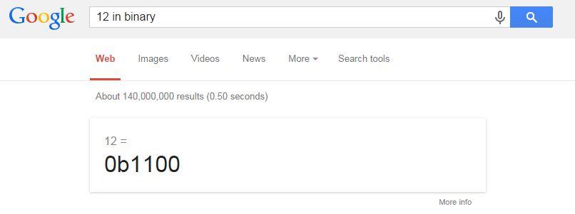 Google Facts-Binary