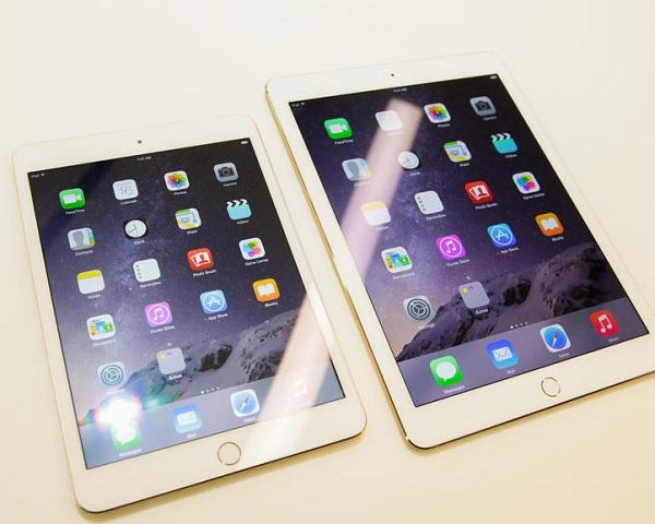 iPad Air 2 and iPad Mini 3 release date in India