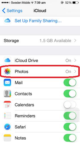 save iphone photos as pdf