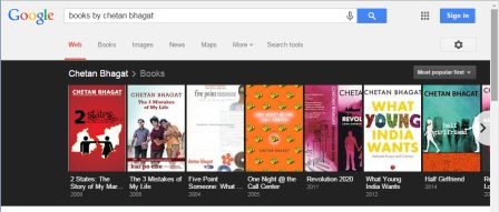 interesting facts about google - books