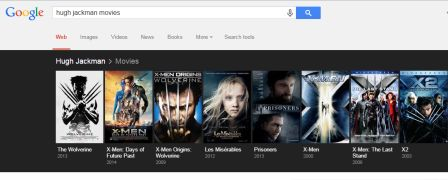 interesting facts about google - movies
