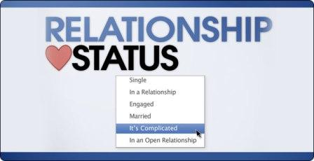 How to add a relationship on facebook without everyone seeing