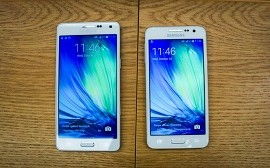 Samsung Slimmest smartphones ever Galaxy A3 and A5 now available in India