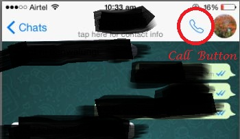 Enable Calling Feature in WhatsApp for iOS