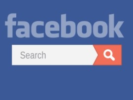 How to view Facebook Search History