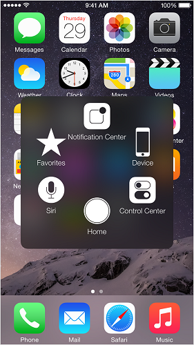 How to Use AssistiveTouch in iPhone