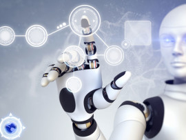Future robots will be controlled by thoughts