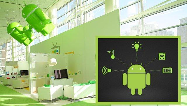 Google Home Automation