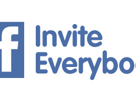How to invite all friends to Facebook Page and Event at once