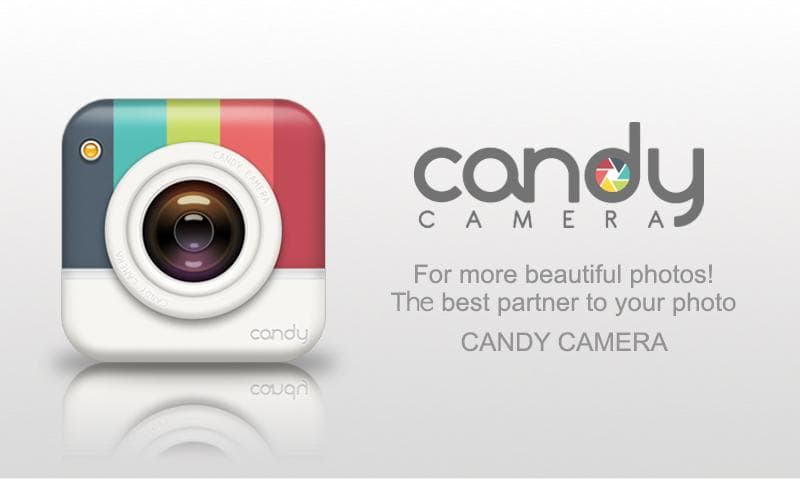 candy camera - best android camera apps free