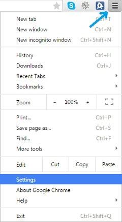 create multiple google chrome profiles - settings