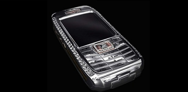most expensive phones - Diamond-Crypto-Smartphone