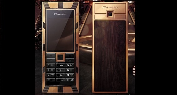 most expensive phones - Gresso-Luxor-Las-Vegas-Jackpot