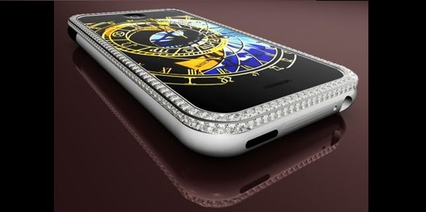 most expensive phones - princess plus