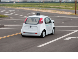 Google working on autonomous cars