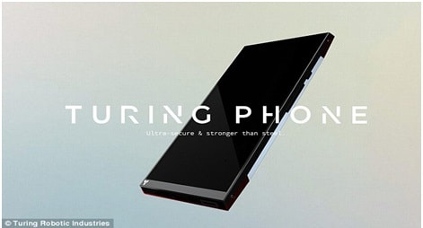 Turing Phone Features
