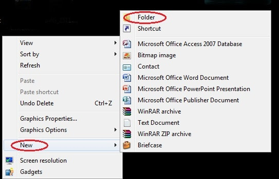 How To Make An Invisible Folder In Windows, Mac, Android
