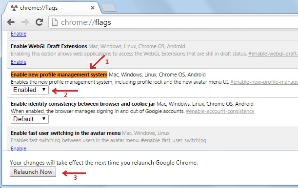 how to lock chrome browser with a password
