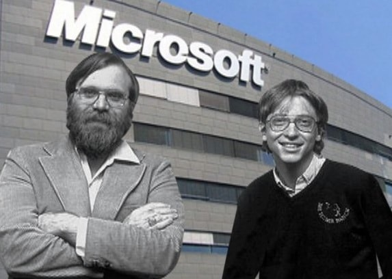 bill gates and allen success story