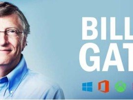Bill Gates and His Success Story