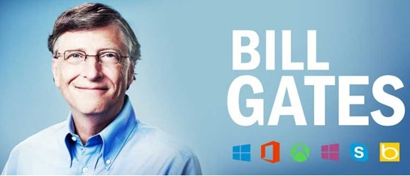 success story of bill gates