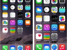 Make App icons and Text Larger with Display Zoom in iPhone