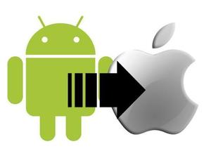 Android users switching to iPhone at fastest rate