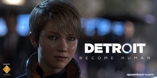 Detroit become human PS 4 game
