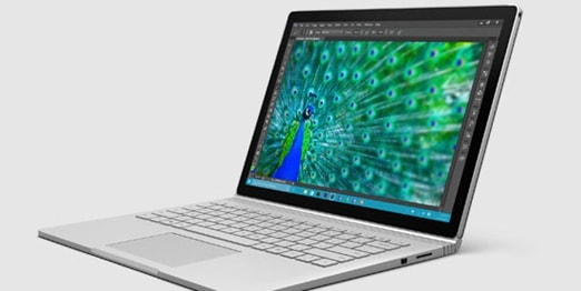 Microsoft Surface Book specifications