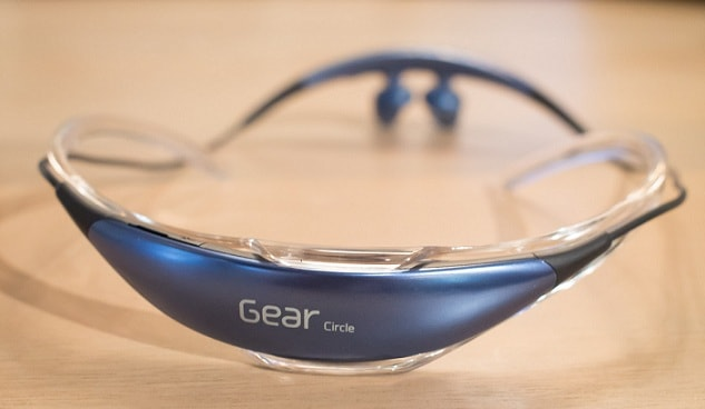 samsung gear circle features and specifications
