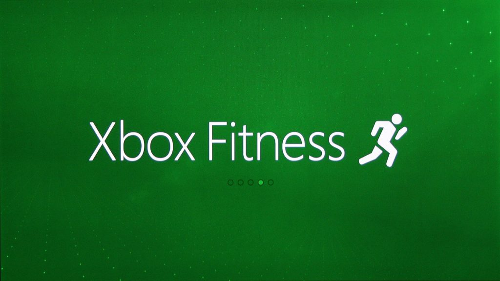 Xbox fitness doesn't require Kinect