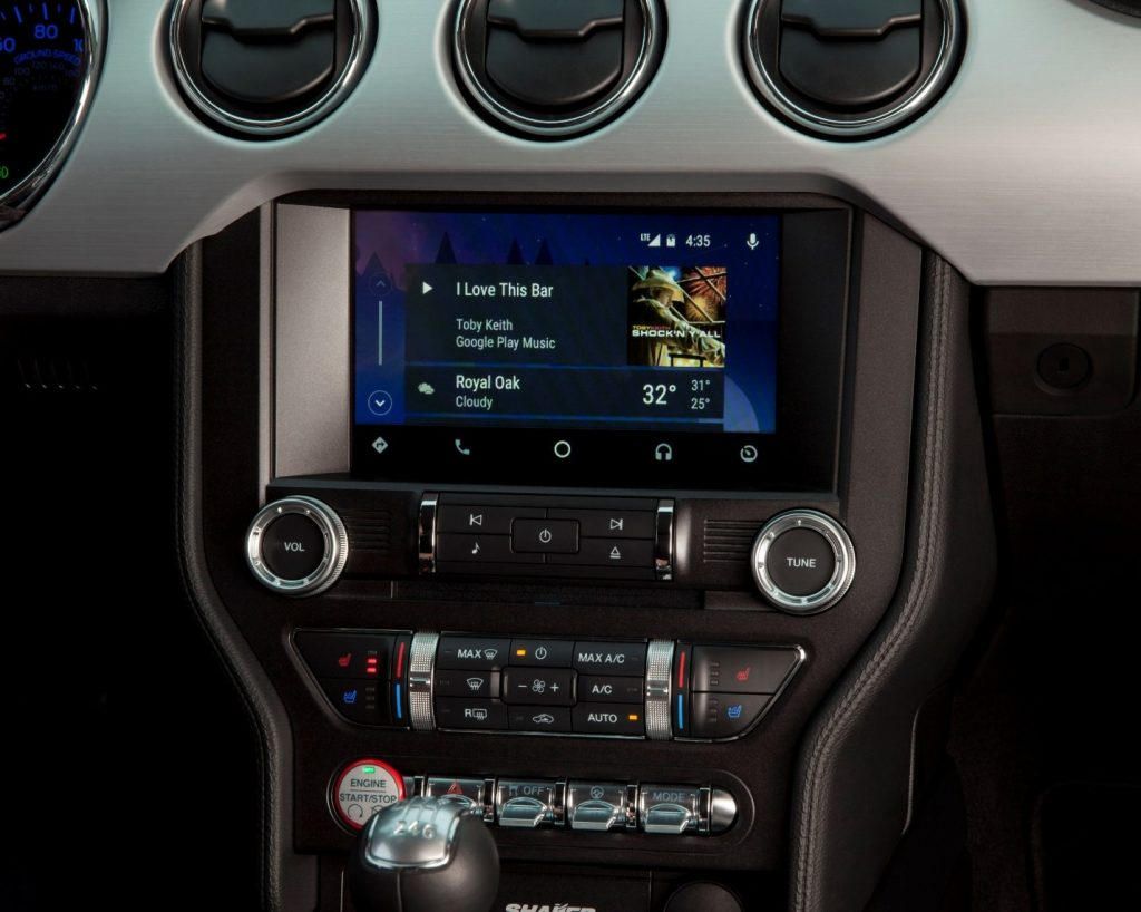 Ford CES 2016 CarPlay