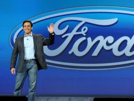 CES 2016: Ford talks about autonomous cars and smart mobility