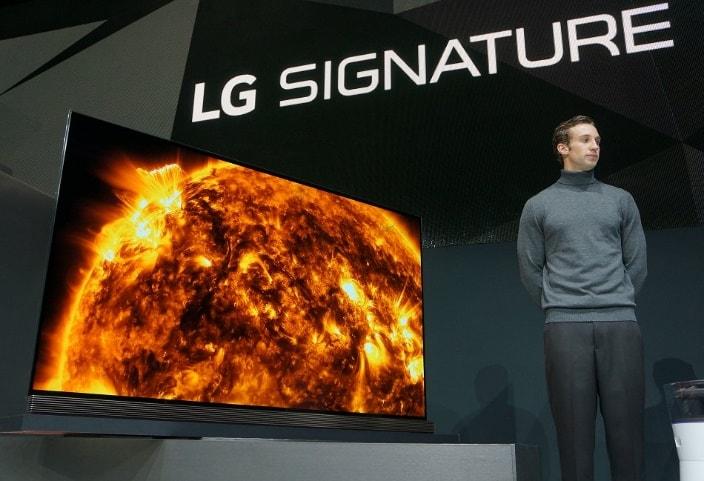 LG Signature at CES 2016