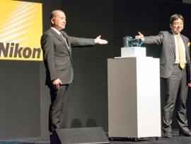 CES 2016: Nikon releases D5, D500 and a 360° camera