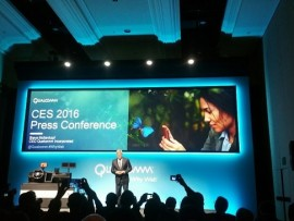 CES 2016: Qualcomm press conference update