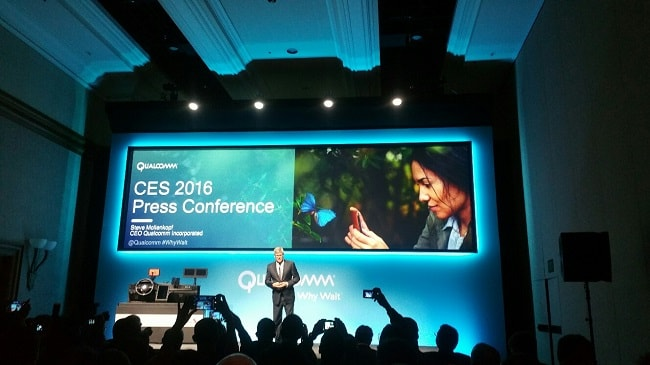 CES 2016 Qualcomm updates