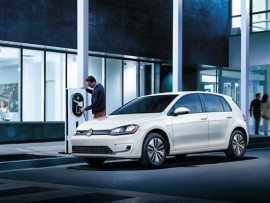 CES 2016: Volkswagen announces e-Golf Touch and Budd-e