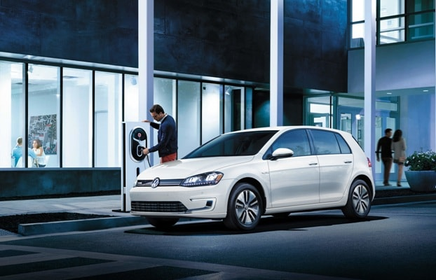 CES 2016 volkswagen egolf touch and budd e car