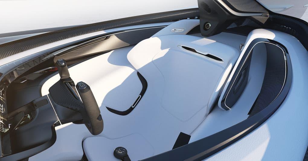 Faraday Future concept car unveiled at CES 2016