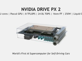 CES 2016: Nvidia announces supercomputer, takes self-driving seriously