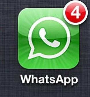Whatsapp Badge