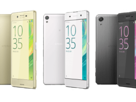 MWC 2016: Sony updates its Xperia line with new X series.