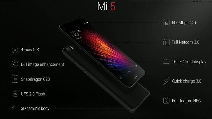 xiaomi released two spectacular smartphones - Xiaomi Specs