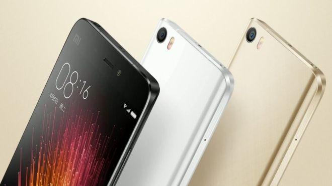 xiaomi released two spectacular smartphones - Xiaomi2